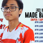 BTR Luxxy Biography: Real Name, Pubg ID, Age, Religion, etc