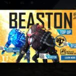 How to get Beaston pet in Free Fire using Top-Ups