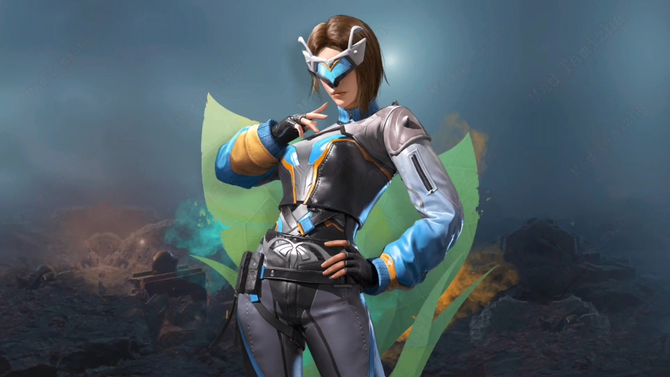 Season 19 Gold Tier Outfit