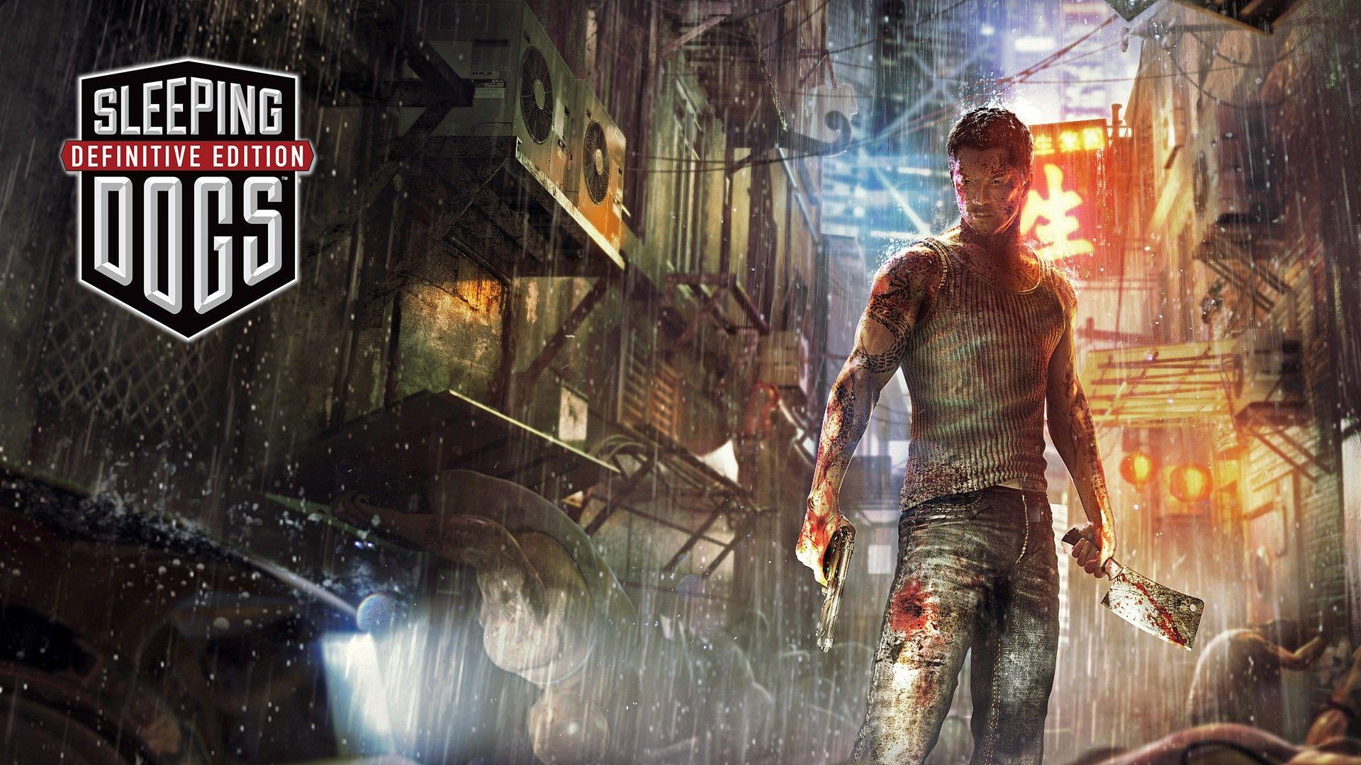 Sleeping Dogs one of the best low end pc games/potato PC