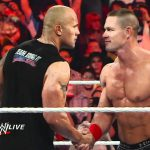 Are John Cena and The Rock friends in real life?