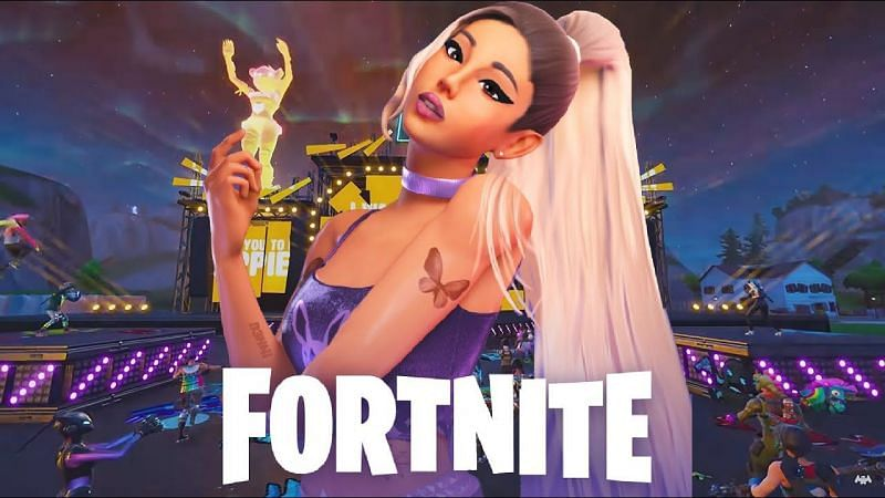 Fortnite fans are eagerly looking forward to the biggest highlight of Chapter 2 Season 7. Epic Games is bringing yet another concert to Fortnite, and this time, it is popular singer Ariana Grande.  Following hit concerts from Marshmello and Travis Scott, Arian Grande might become the third artist to hold a show for fans in the famous Battle Royale game.  Naturally, fans have started hunting for leaks surrounding the Fortnite Ariana Grande concert to learn more about the upcoming live event. Like all previous concerts, it will have a specific location on the map where the show will occur. Moreover, fans will also get awesome new rewards for attending the concert.  According to the latest Fortnite Ariana Grande concert leaks from a popular leaker on Twitter, the live event will take place by the end of this month, and the 17.21 update will add the files for the event.   Fortnite Ariana Grande concert will most likely take place on July 31st There has been much hype around an upcoming live event in Fortnite. There have also been leaks about an alien glyph countdown timer showing up in the sky, along with various other textures and elements.   Since fans have been guessing what live event Epic will count down to, the Fortnite Ariana Grande concert leaks have now made it a little more clear.   Date According to these leaks, the Ariana Grande concert in Fortnite will occur on July 31st, if that really is the live event Epic is bringing to its Battle Royale game.  The v17.21 update will add all the files necessary for the concert, which means fans can expect another Fortnite update within the next few days.  Rewards The files for the Fortnite Ariana Grande concert are most likely going to be encrypted even when the v17.21 update arrives. So there is no way to predict what the rewards for attending the event will be.   Fortnite Ariana Grande Concert rewards (Image via Sportskeeda) Fortnite Ariana Grande Concert rewards (Image via Sportskeeda) However, if the past concerts a