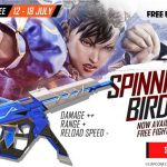 Easy Steps to get KongFu emote and Spinning Bird MP5 in Free Fire
