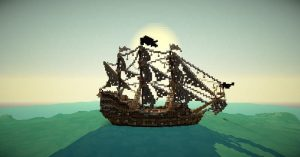 How to build a pirate ship in Minecraft: Tips and Tricks