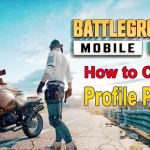 How to Change Profile Photo in BGMI or PUBG Mobile